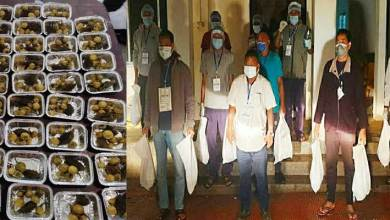 Arunachal: DCC, East Siang providing free meals to Health Care Workers