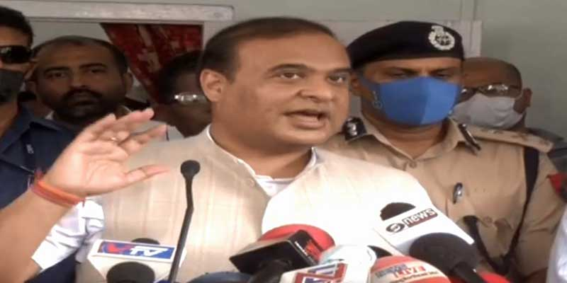 Assam-Mizoram Border Row: We will not allow even an inch of our forest land to be encroached; Assam CM