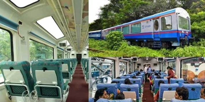 Assam: Vistadome train service from today to boost tourism
