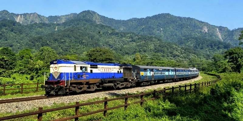 Mizoram: NF Railway resumed train services between Silchar-Bhairabi