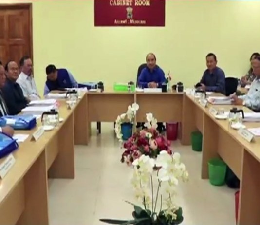 Mizoram Cabinet decides to constitute additional recruitment body to relieve MPSC