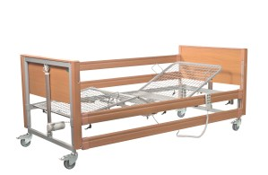Casa Med Ultra Bed with Mesh Support