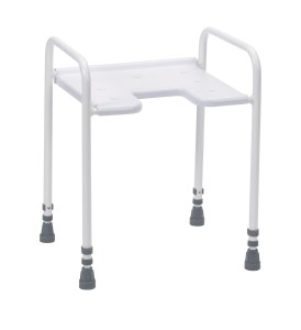 Bradgate Shower Stool Without Back