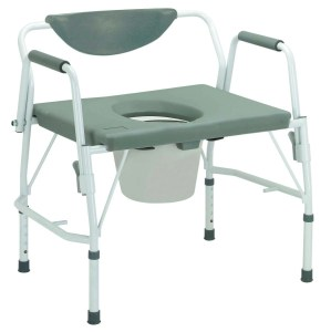 Commode Oversized Drop Arm