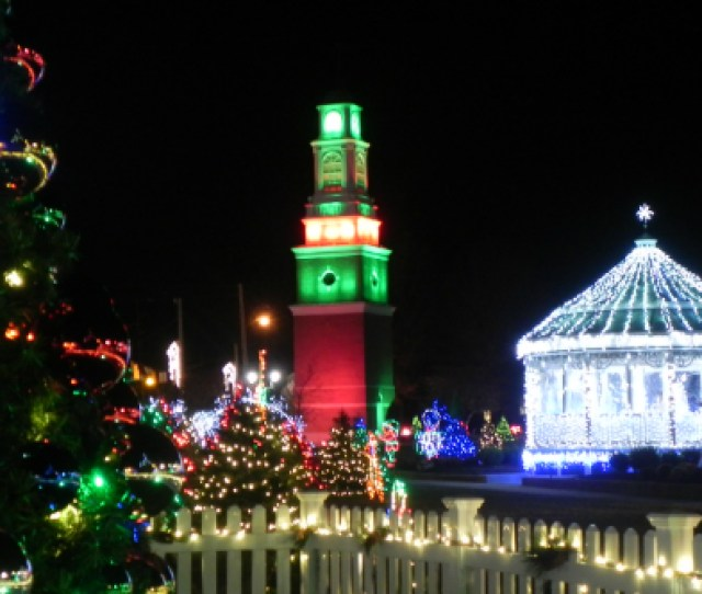 City Of Strongsville Christmas Lights