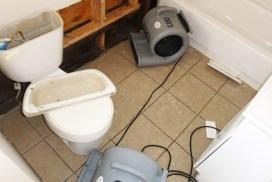 Water-Damage-Dryout-Bathroom