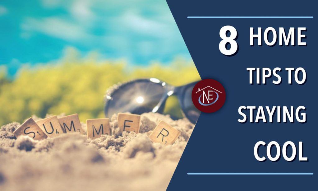 8 home tips for staying cool