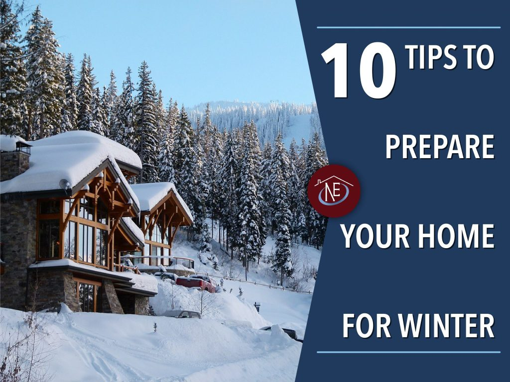 10 tips to prepare your home for winter