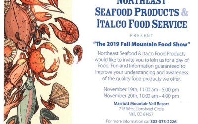 2019 Vail Food Show