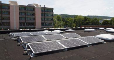 Die BBS2 in Northeim erzeugt jetzt auch Sonnen-Strom