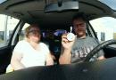 Mit Notärztin und Feuerwehr im Hitze-Auto eingeschlossen