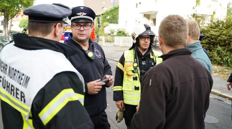 Northeimer Feuerwehr probt zwei Tage lang