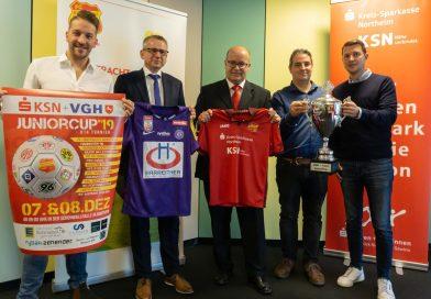 KSN+VGH JuniorCup: Diesmal holt Eintracht die Austria nach Northeim