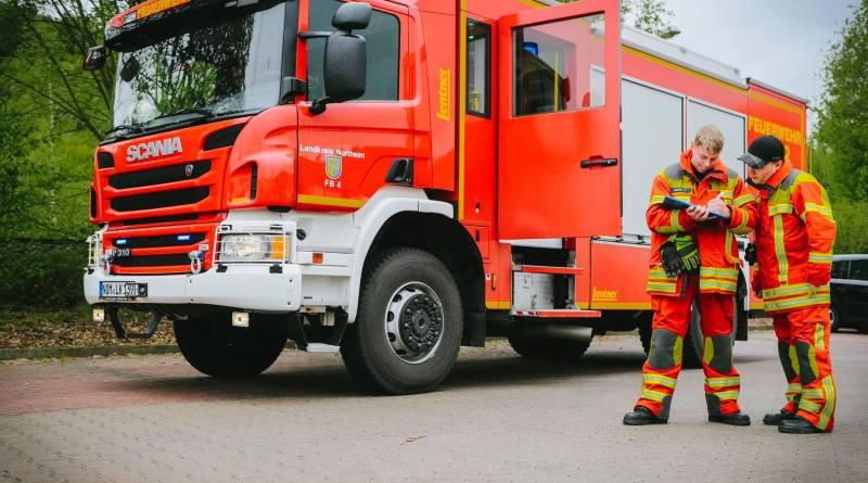 Kreis-Feuerwehr: Neues Fahrzeug kostet 325.000 Euro – kannst Du seinen Namen aussprechen?