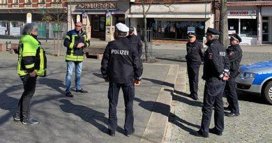 Kontaktverbot: Polizei und Ordnungsamt in Northeim werden weiter kontrollieren