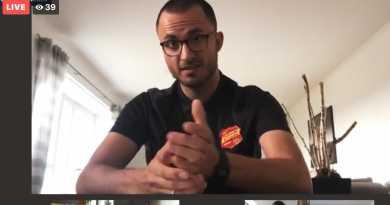 FC Eintracht Northeim präsentiert neuen Trainer per Video-Konferenz