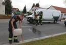 Sonne hat geblendet: 26-Jähriger wird bei Unfall am Sollingtor leicht verletzt
