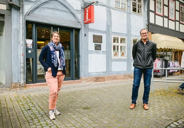 Kleinste Bühne Northeims bringt Kunst aus dem Reddersen-Haus auf den Bildschirm