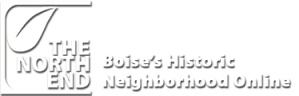 Boise's North End Neighborhood Unofficial Website