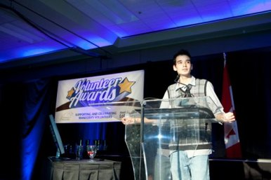 @MB Volunteer Awards 2012