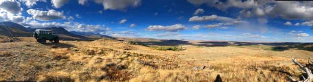 looking glass hill toyota landcruiser montana