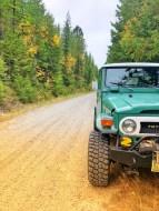 Toyota Landcruiser Boulder Creek Montana