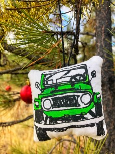 Landcruiser Ornament
