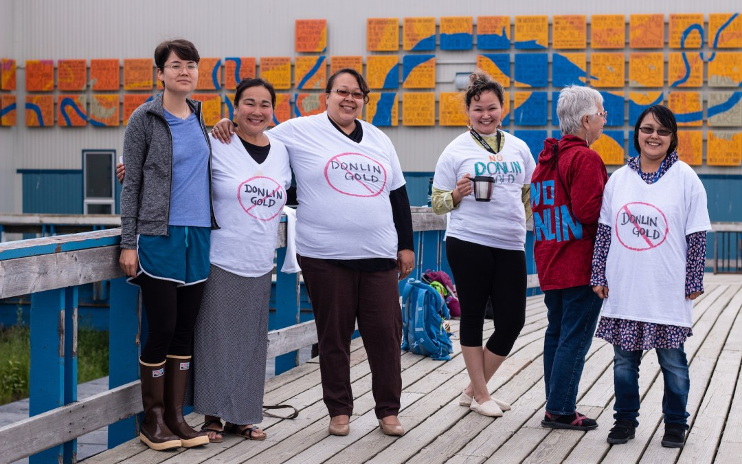 Speaking out and learning from the Kuskokwim