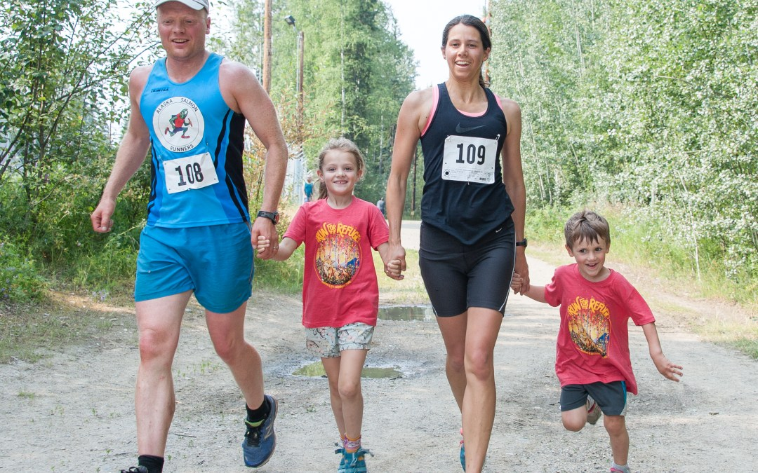 The Smoke Clears for the 23rd Annual Run for the Refuge