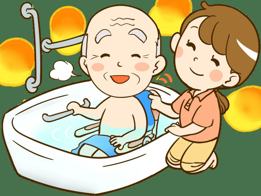 手術中入浴シャワー