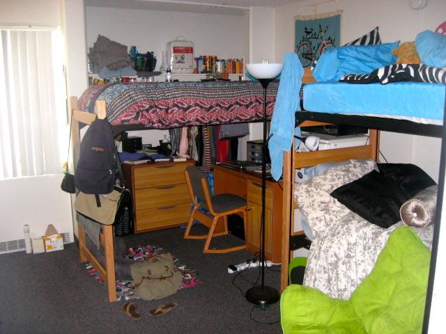 NAU Northern Arizona College Life Page 2