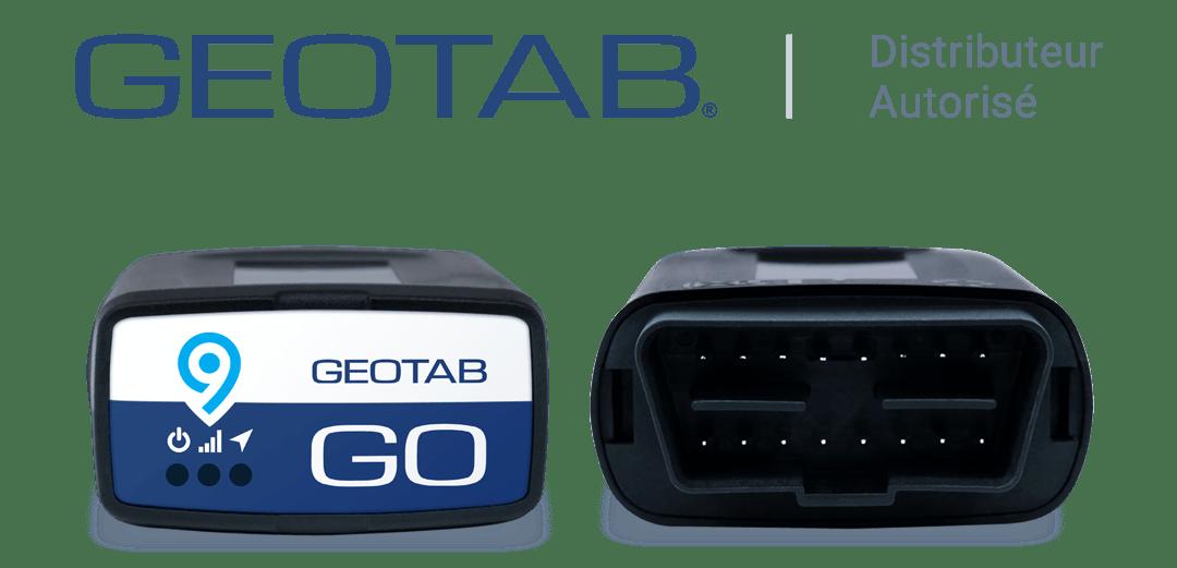 Dispositif Geotab GO