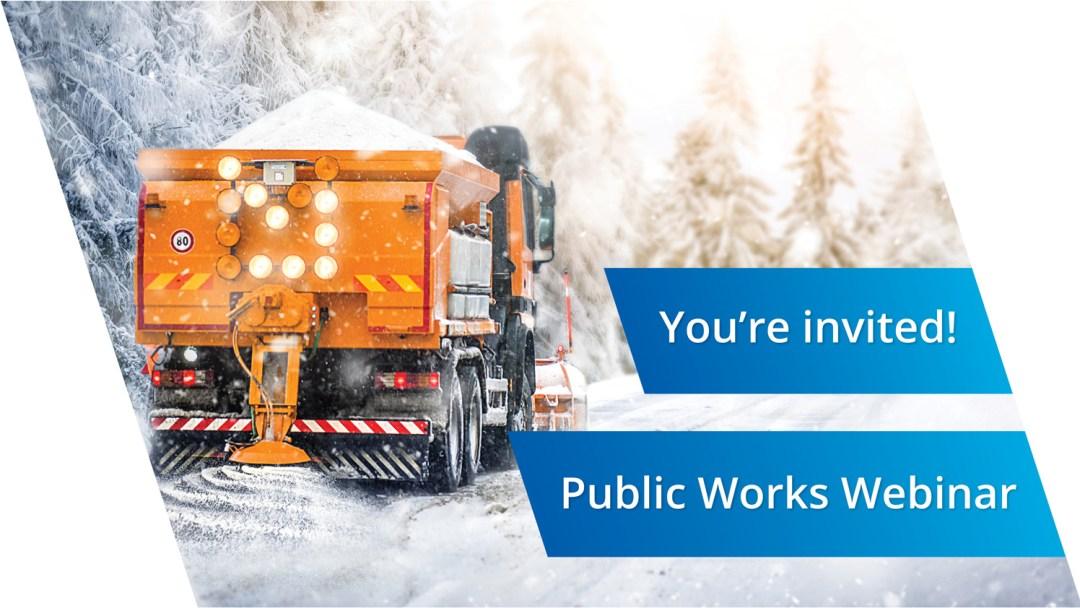 Public Works Webinar