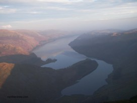 haweswater from harter fell