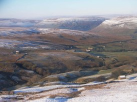 oxnop ghyll and swaledale