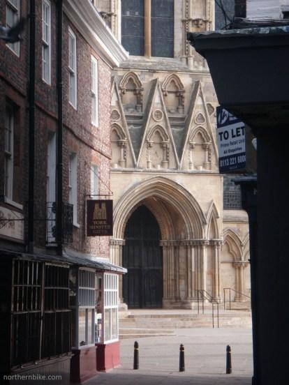 York - the minster