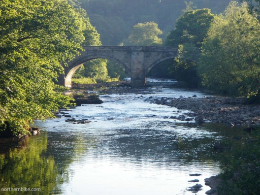 River Swale, Richmond, Yorkshire