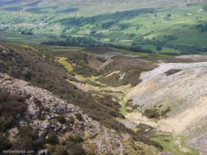 Swaledale from Harkerside Moor hushes