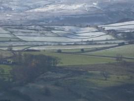 hillside above Swaledale