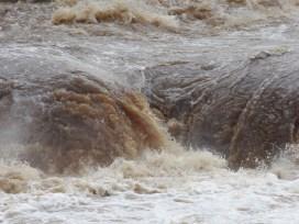 River Swale, Richmond, Yorkshire, England