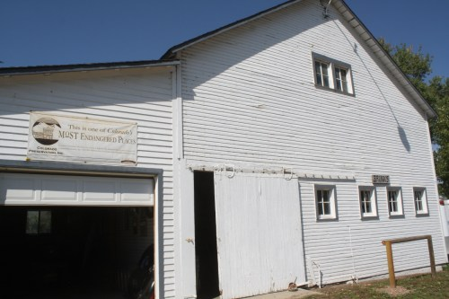 The Brinks property was included in the state of Colorado's Endangered Places list in 2009.