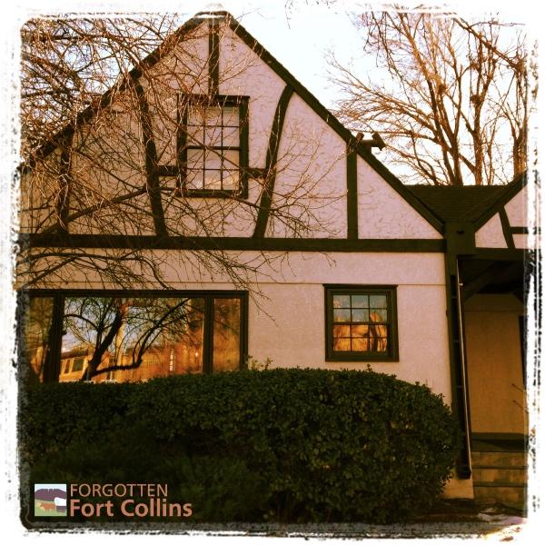 House on Olive Street.