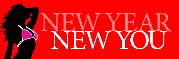 January 2013 new year new you