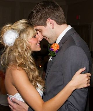 Amanda & Kevin Butler Married June 15,2013 Alicia Photography