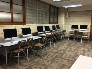 Providence Heights Alpha School - iMac Computers & Innovating Classrooms