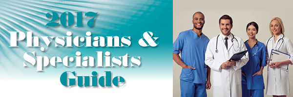 2017 Physicians & Specialists Directory - Northern