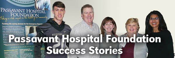 Passavant Hospital Foundation - Northern Connection Magazine