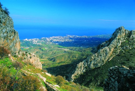 View From St. Hilarion