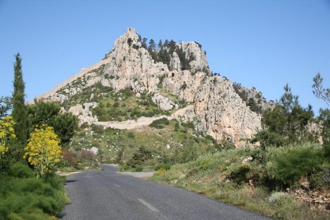 St. Hilarion - Kyrenia