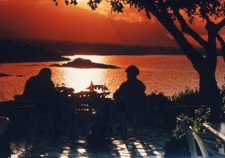 North Cyprus Scenic Night